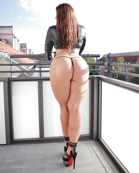 Großes arsch in Sexfotos aus Berlin