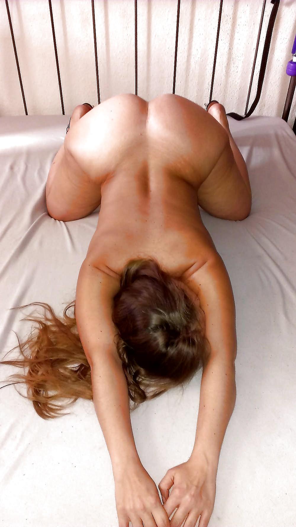 XXX Bildern in entspannende Positionen gartis