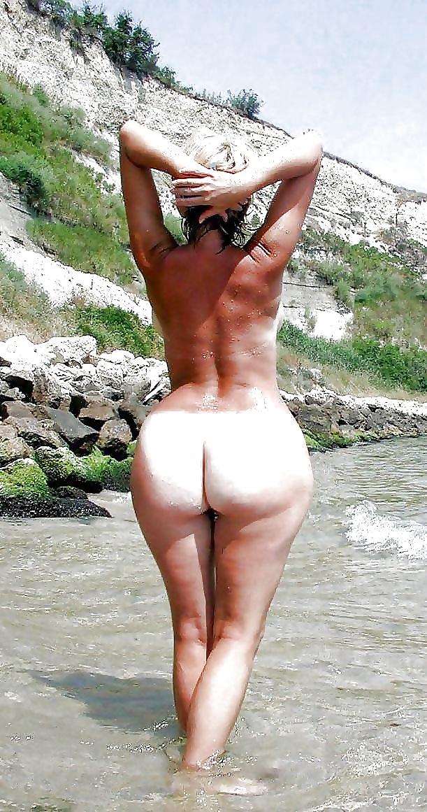 Oma Sex Am Strand