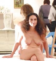 Sexy reife Modell aus Izrael in Sexbildern
